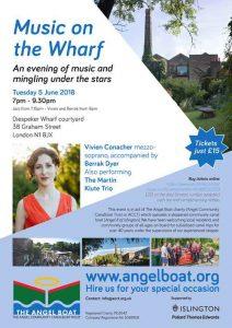 180605 Angel Boat - Music on the wharf
